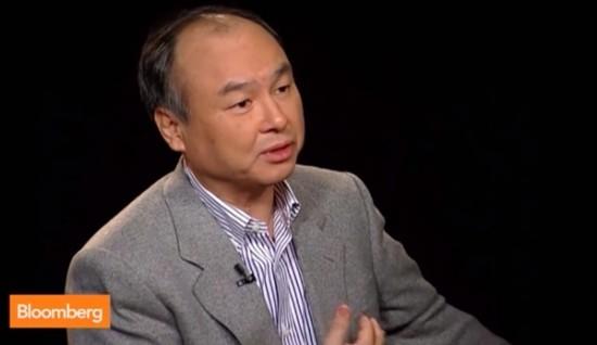 SoftBank CEO Masayoshi Son  Video - Bloomberg (2)