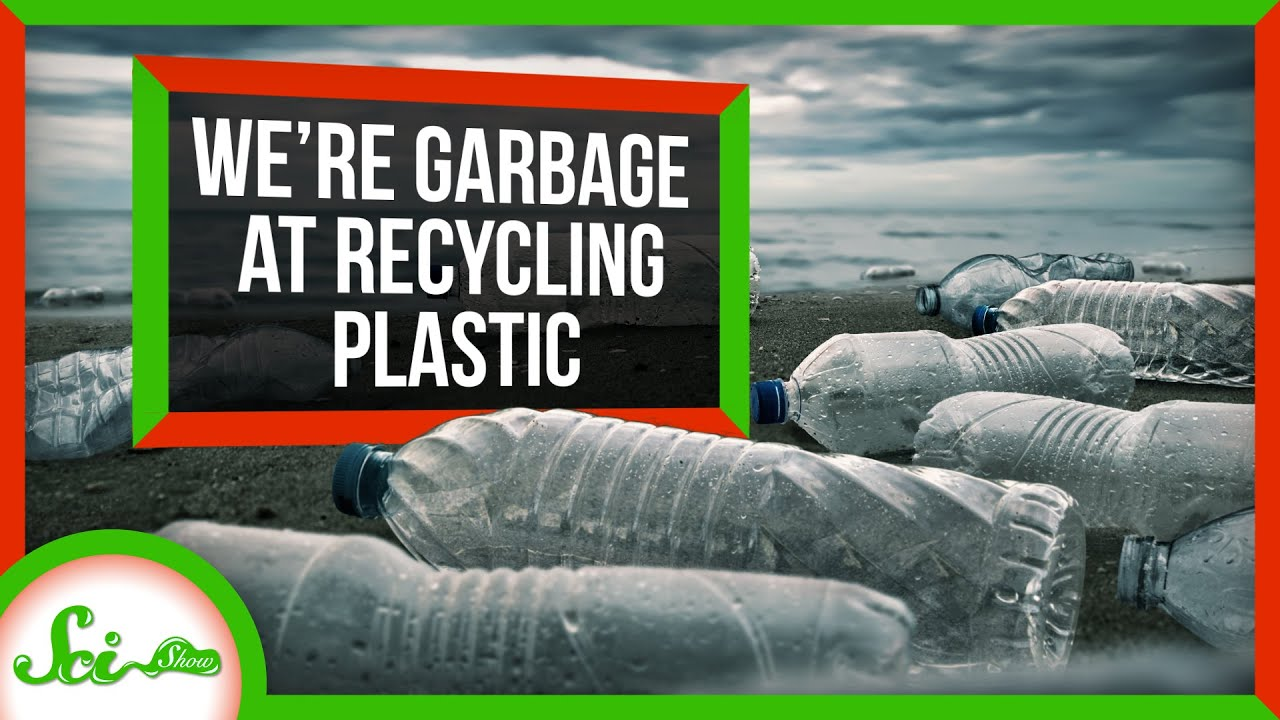 なぜ人間はプラスチックのリサイクルが下手なのか?