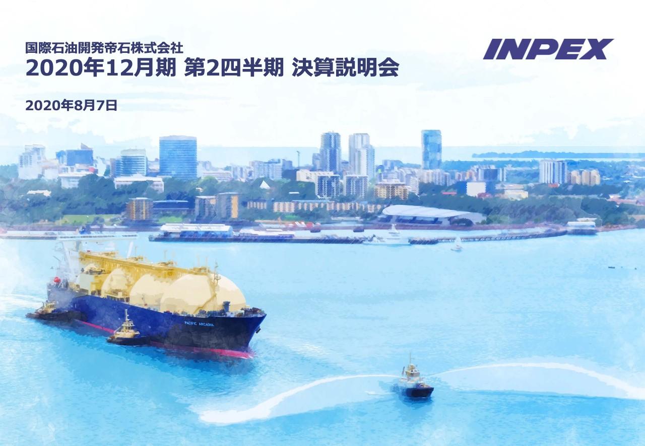 帝 株 国際 石 石油 開発