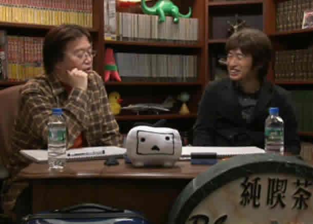 川上量生氏「ドワンゴをつくったことは人生で一番後悔してる」 岡田斗司夫との初対談で明かした、ニコニコ誕生秘話