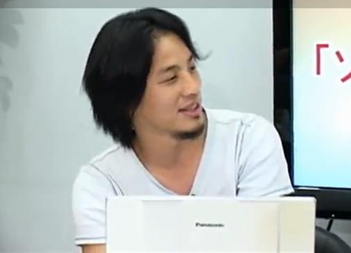 2chひろゆきと4chan創始者ムートが対談! 「ソーシャルメディアってなぁに?」:part1