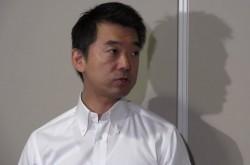 橋下徹氏、朝日新聞記者の「強権的な政治をするための出直し選挙では?」に真っ向反論