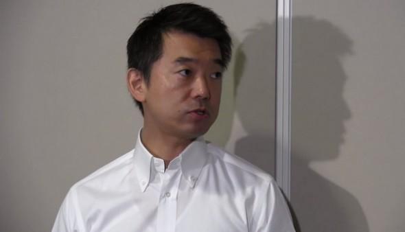 橋下徹氏、朝日新聞記者の「強権的な政治をするための出直し選挙では?」に真... 「橋下市長は民意