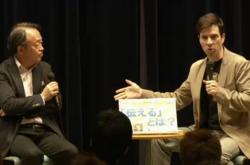 """池上彰が""""コミュ障""""大学生たちにトーク術を伝授! 「ストーリーをつくる」「相手に問いかける」"""