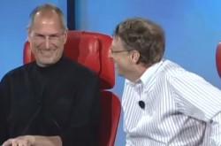 スティーブ・ジョブズ氏とビル・ゲイツ氏はお互いをどう評価しているのか–2007年の対談を振り返る