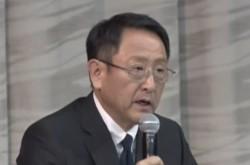 【全文】トヨタ社長「法を犯す意思がなかったと信じている」 女性常務役員逮捕で会見