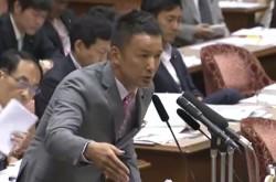 「原発がミサイル攻撃された場合の被害想定は?」 山本太郎氏が安倍首相を問いつめる