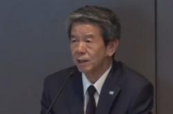 東芝・田中社長が会見「重大な責任は経営陣にある」–歴代3社長の辞任を発表
