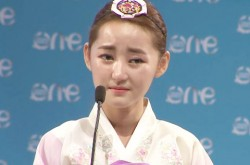 「午前3時に、隠れて父を埋めた」脱北した少女が北朝鮮の悲惨な状況を訴える