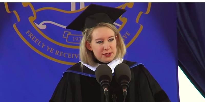 「成功は自然発火ではなく、自分で火をつけるもの」第2のジョブズと呼ばれる女性起業家が卒業式で贈ったメッセージ
