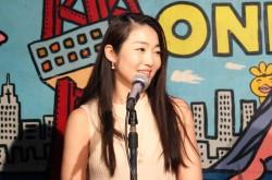 AV女優・江波りゅうがトークイベントでのキワドイ質問にまっすぐ回答