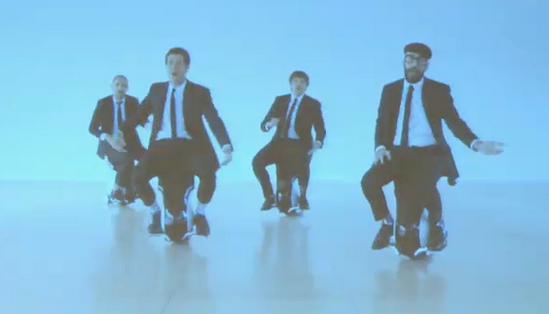 OK GoのMVに登場 不思議な乗り物「UNI-CUB」に見る日本の潜在能力