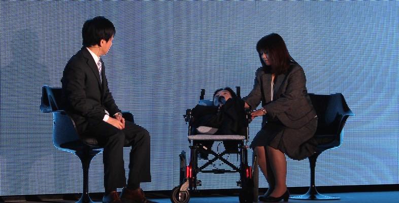 寝たきり社長・佐藤仙務氏が、重度の障がいを持って起業を決意した理由