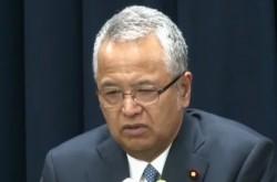 甘利大臣、秘書の金銭授受で辞任「閣僚・甘利明として耐え難い事態」