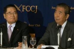 【全文】「オバマ大統領は謝罪しないなら広島に来なくていい」 亀井静香氏と石原慎太郎氏が会見