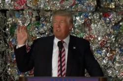 トランプ氏、TPP離脱を明言「アメリカの製造業に死を招く」