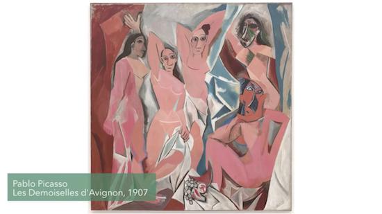 ピカソが変てこな絵を描くのをやめたきっかけとは? 近代以降のアートの歴史を追う