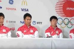 【全文】陸上男子400mリレー、銀メダルの快挙「ボルトと並んだときにイケるかなと…」リオ五輪記者会見