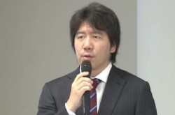 グリー田中社長「新作ゲームが好調、海外有力タイトルで更なる成長へ」2017年6月期第1四半期 決算説明会