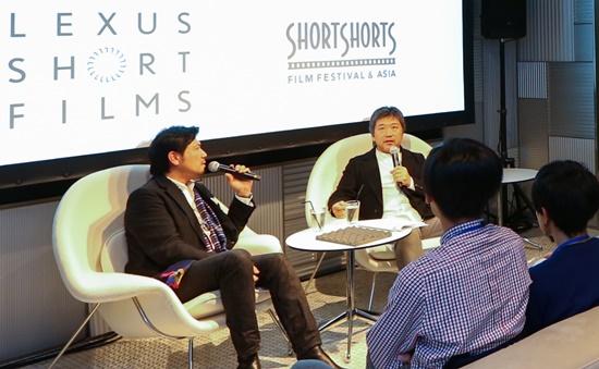 「国内で待っていても出会いはない」映画監督・是枝裕和氏が若手作家へアドバイス
