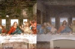 ほとんどが後世の描き足し? ダ・ヴィンチの名画「最後の晩餐」修復の歴史