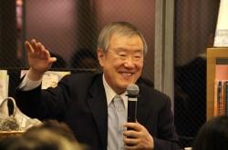 ライフネット・出口会長「東京で一番、仕事に効く食堂」独自システムで効率化する未来食堂とは?