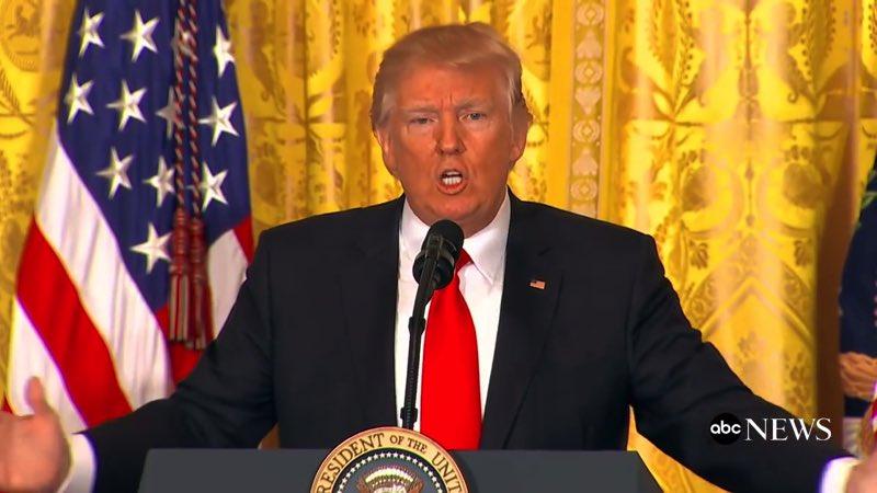 「世界にとって正しいことがしたい」 トランプ大統領がロシアと米国の緊張関係に言及