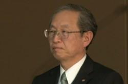 東芝決算発表延期会見、綱川社長「重く責任を感じている」