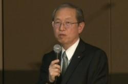 東芝・綱川社長ら会見「アメリカでの4基の原発受注が巨額減損につながった」