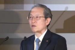 【全文】東芝、監査意見なしでの決算発表 綱川社長らが経緯を語る