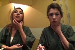"""ワサビの""""茎""""ってどんな味? 外国美女の日本食体験レポ"""