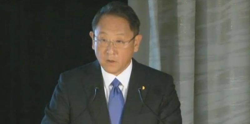 豊田章男社長が語る、未来の自動車産業とトヨタの戦略「ソフトもハードも全方位でやっていく」