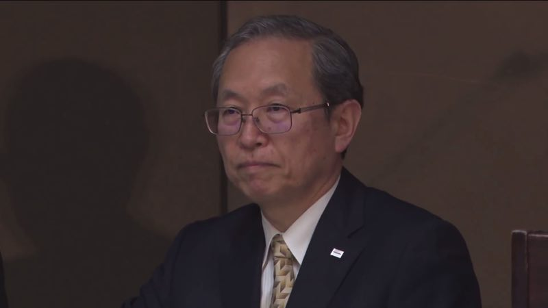 【全文】東芝、9500億円の赤字見通し 綱川社長らが会見