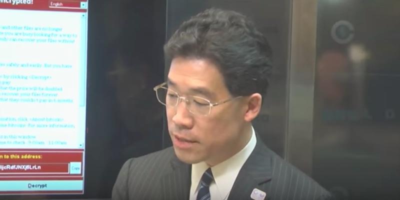 世界中を震撼させたWannaCry 日本での被害が少ない理由は「IT活用が進んでいないから」