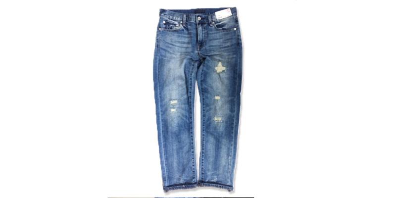 破けているのになぜ履きやすい ユニクロのダメージジーンズ、快適さの秘密