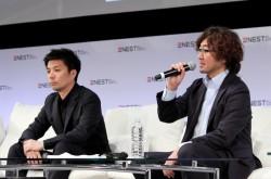 CA藤田晋氏×C CHANNEL森川亮氏 時代を牽引する2人が語る、動画メディアの現在と未来