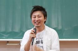 """「イケてるやつになるには""""質問力""""を磨け」Kaizen須藤氏が学生に説く、いい人脈の作り方"""