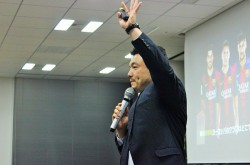 FCバルセロナにアジア人で初めて入ったビジネスマン いかにして世界最高峰クラブの経営改革に関わったか