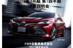 トヨタ、通期営業利益を2,500億円上方修正 原価改善に一定のメド