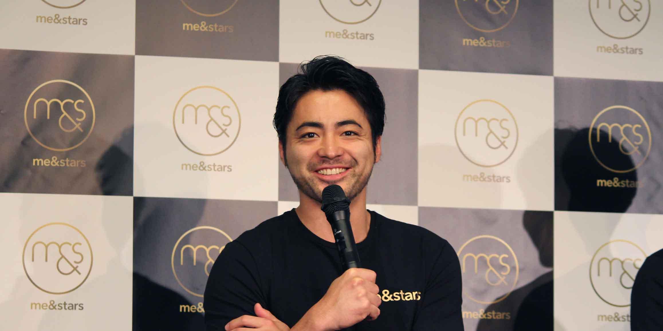 山田孝之氏、CIO就任で俳優業と役員業の比重は? 「バランスは取ろうと思います」