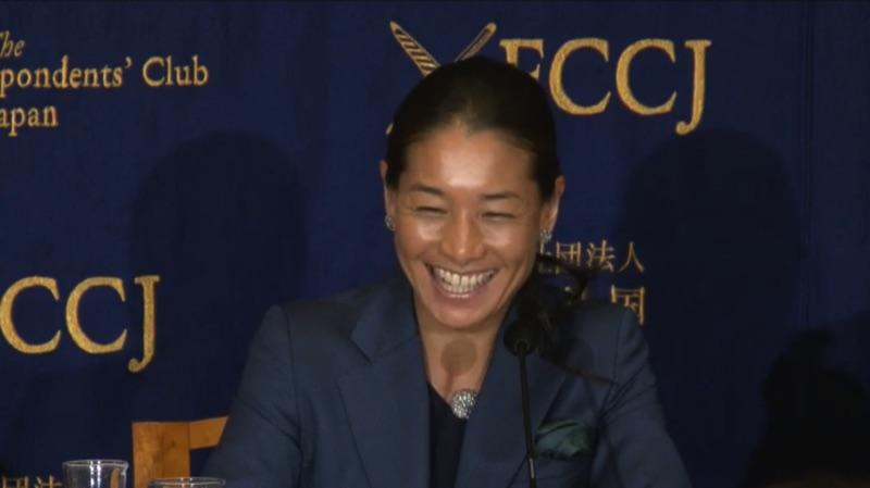 【全文1/3】引退試合から1週間 伊達公子氏が心境を語る「最後までコートに立ち続けることができて幸せだった」