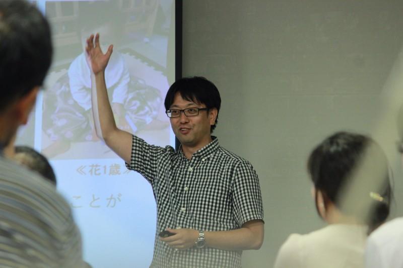 リクルートで支社長に上り詰めた佐藤雄佑氏 ギラギラのサラリーマンが育児に目覚めた瞬間