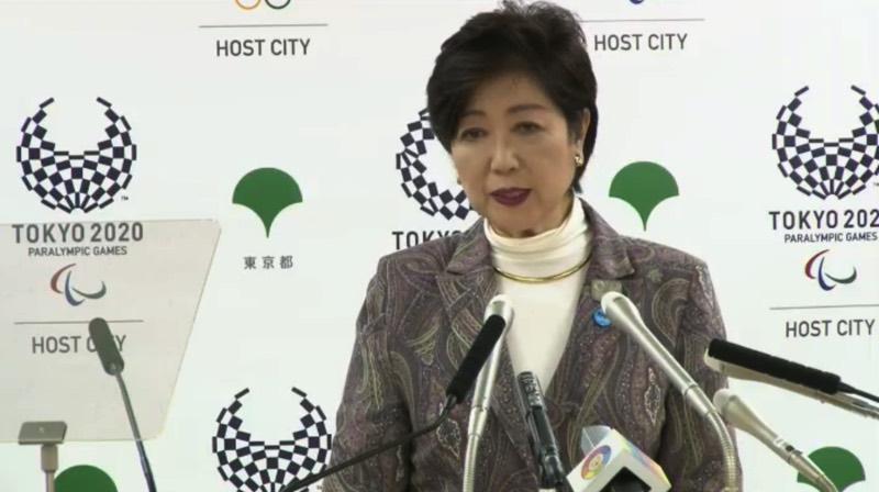 【全文】小池百合子都知事の定例会見 政権批判がオリンピックに与える影響についての質問に「主張すべき時は主張しなければいけません」
