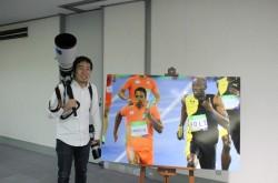 吉田沙保里の涙からウサイン・ボルトの笑顔まで リオ五輪の日々を毎日新聞カメラマンが振り返る