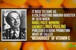 「風邪にはビタミンCが効く」という説には科学的根拠がないらしい