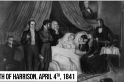 米大統領史上最も任期が短かったウィリアム・ハリソン 彼に死をもたらしたものは何か?
