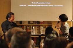 コンテナで作った仮設住宅から紙の教会まで 建築家・坂茂氏が問う、被災地支援のあり方
