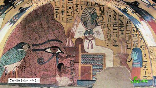 古代の美しい顔料「エジプシャンブルー」が現代科学で重宝される理由