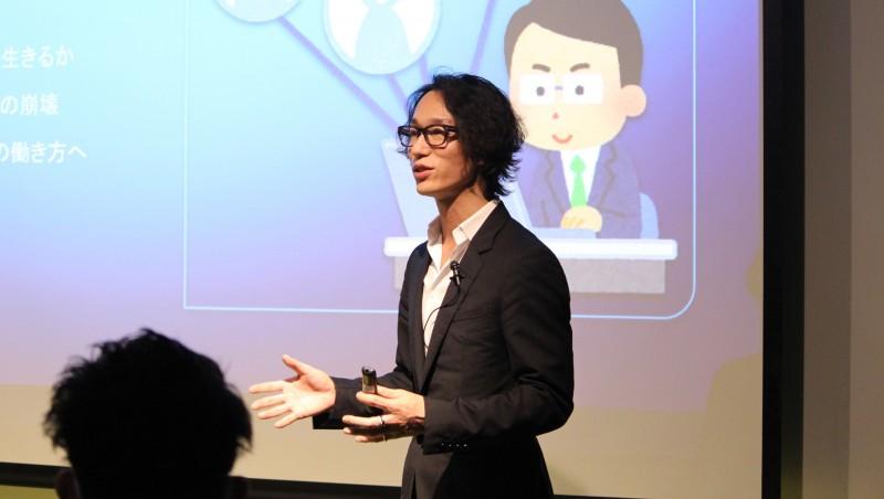 カギはテクノロジーの「オーバービュー」にあり–村上臣氏が示す、新しい価値をつくれる人の条件