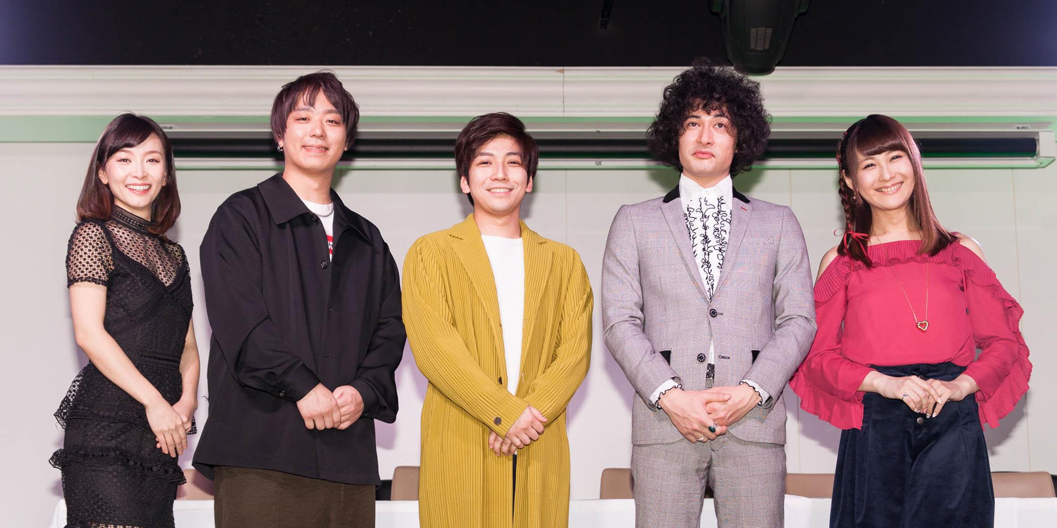 カリブラ、佐々木あさひが総合司会に 急成長する次世代型イベント「モテワンコンテスト」とはなにか?